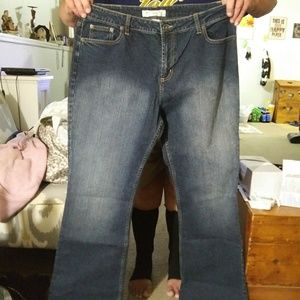 Maurices Jeans - Maurices size 15/16 long new denim